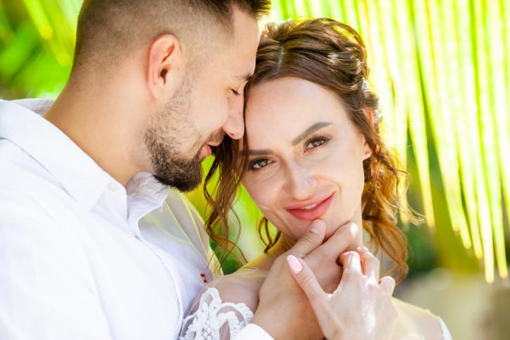 Свадьба на острове Саона {Наталья и Виталий}