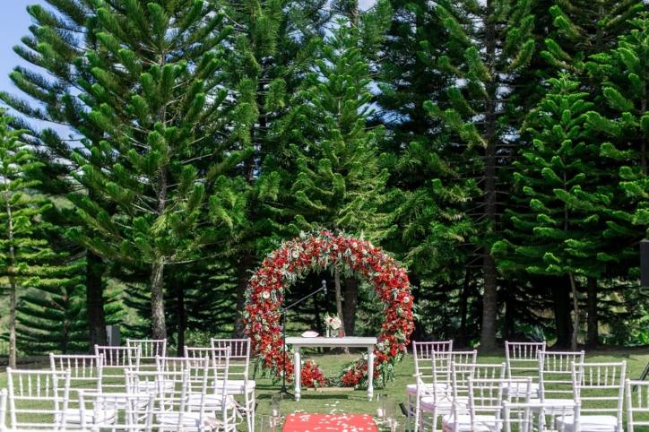 Свадьба в Сантьяго дэ лос Кабайерос, Доминиканская Республика (Йессения и Росс)