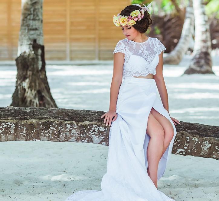 Летние свадебные платья: что в моде? – Читать далее