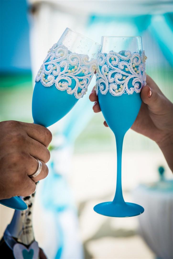 Выбираем свадебные бокалы – Читать далее