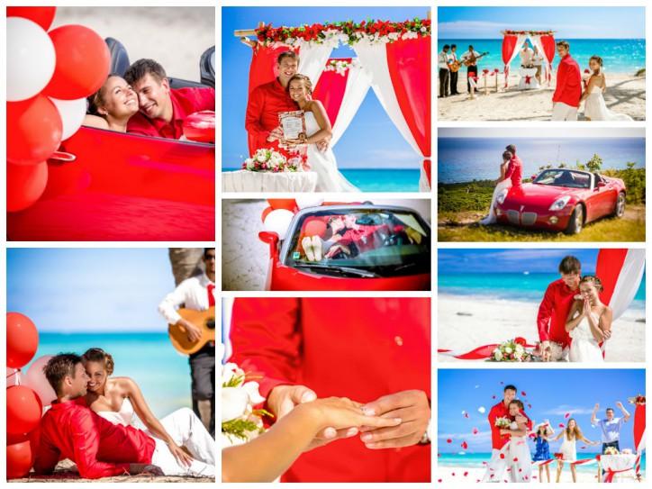 Свадьба «Океан Страсти»