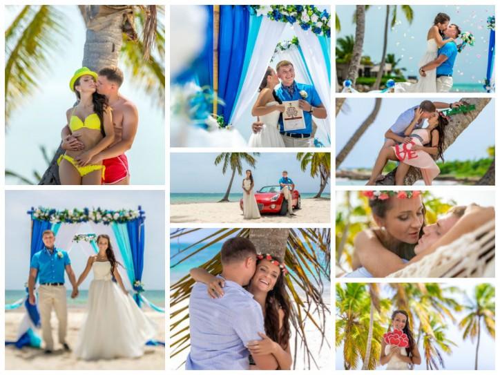 Отзыв о свадьбе в Доминикане