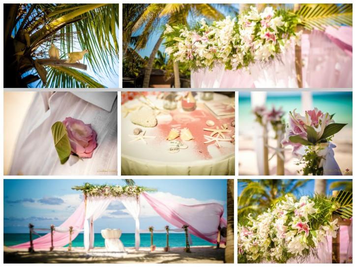 Оформление свадебной церемонии цветами – Читать далее