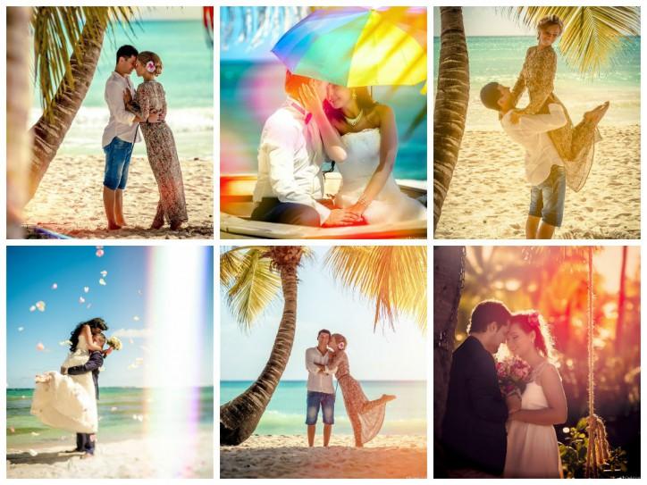Романтическая свадебная фотосессия – Читать далее