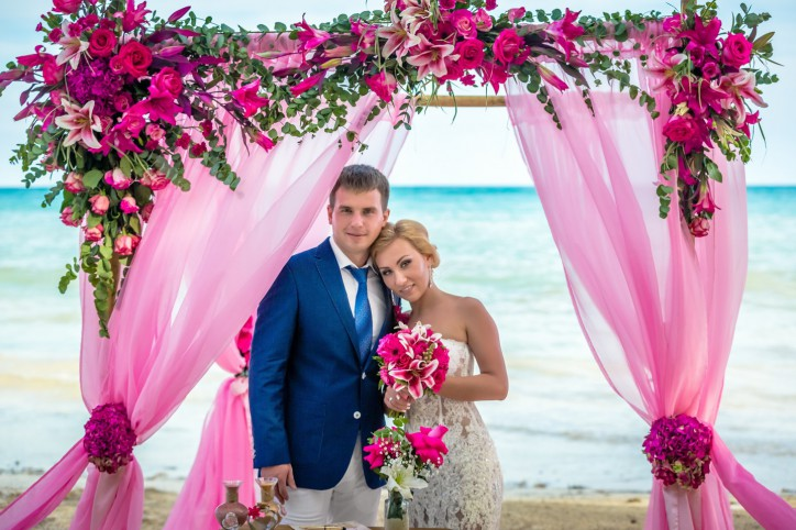 VIP Свадьба в Доминикане в стиле Shabby Chic {Варвара+Евгений} – Читать далее