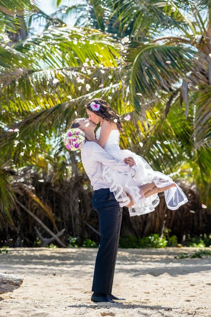 Отзыв о символической свадебной церемонии в Доминикане