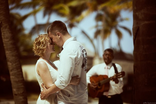свадебные фотосессии в Доминикане