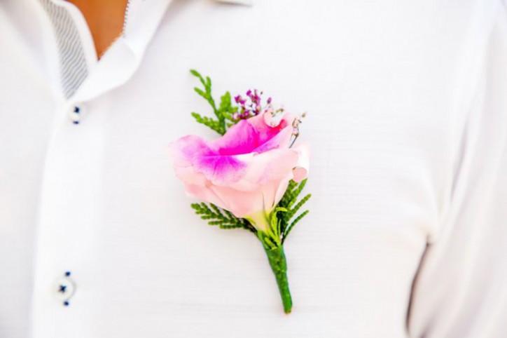 Бутоньерка жениха как дорогое ювелирное украшение