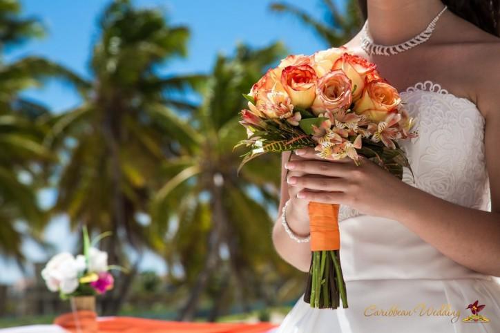 Свадебный букет — важная составляющая образа невесты