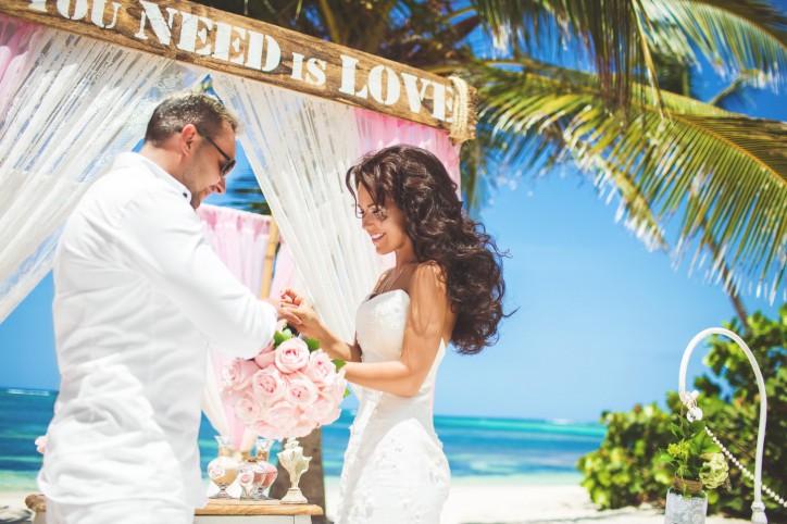 Свадьба в Доминикане – побалуйте себя экзотикой! – Читать далее