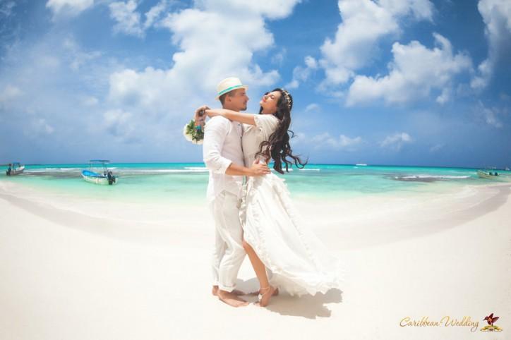 Сказочная свадебная церемония в Доминикане {Юлия и Артем} – Читать далее