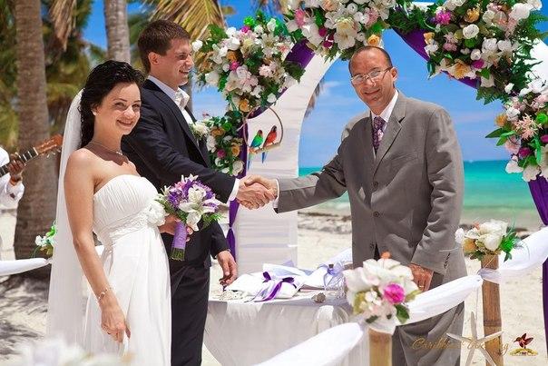 Свадебная церемония Игоря и Насти