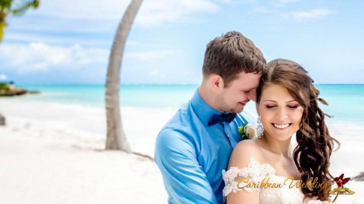Свадьба в стиле «Морское Тиффани» или история любви Романа и Анастасии