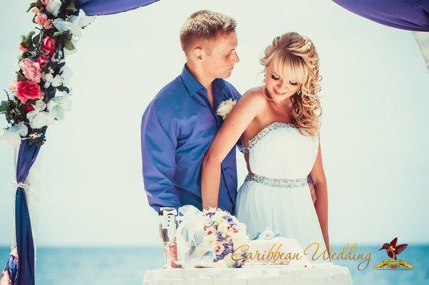 Официальная свадьба в Доминикане, Катерина и Сергей