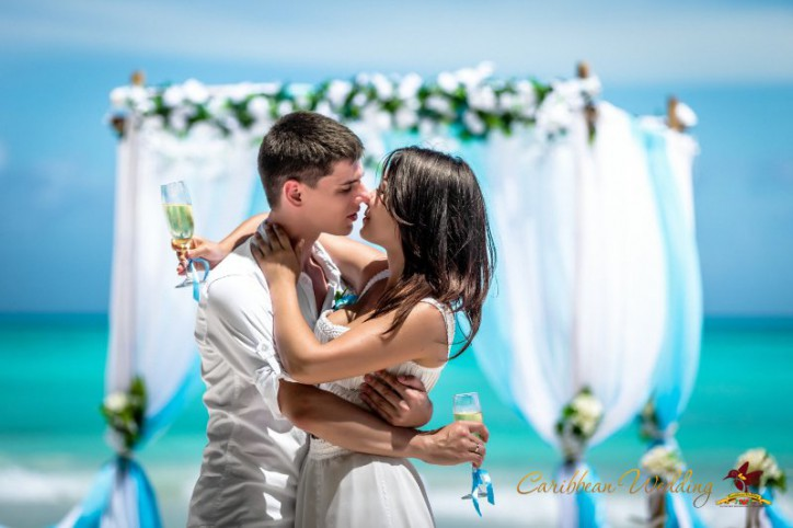 Свадьба на острове Саона {Рита и Антон}