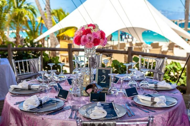 Дизайн свадебного торжества от Caribbean Wedding – Читать далее