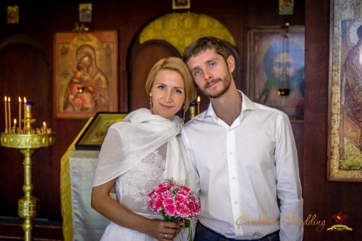 Венчание в Доминикане, Александр и Ольга – Читать далее