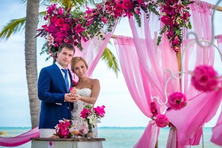 Как будет проходить ваша свадьба в Доминикане