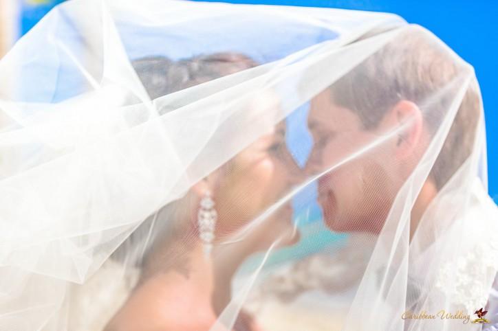 Свадьба в Доминиканской Республике на пляже Кап Каны {Александр+Ксения}