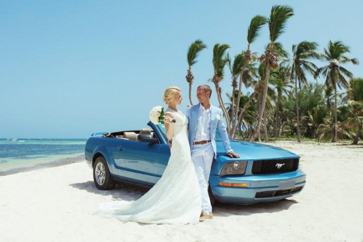 Свадьба на приватном пляже Колибри